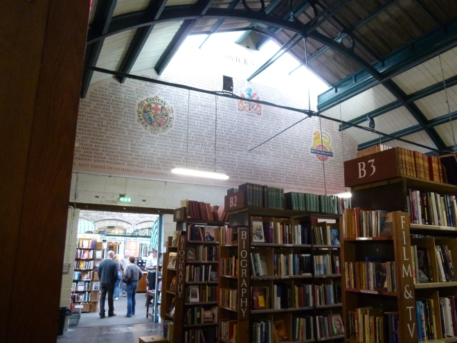 1 - Barter Books