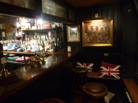 The Dove - The World's Smallest Bar