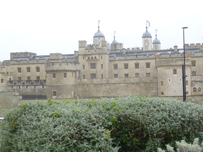 The Tower Of London was one of my must-see destinations, simply because of the rich history of the building. It was fascinating and definitely worth the time and money. While I enjoyed the galleries inside, the building itself perhaps interested me the most.