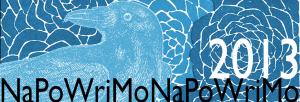 NaPoWriMo2013