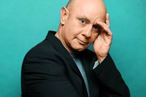 Nick Hornby. Photographer unknown, image found at http://www.standard.co.uk/lifestyle/london-life/nick-hornby-minister-of-stories-8381239.html