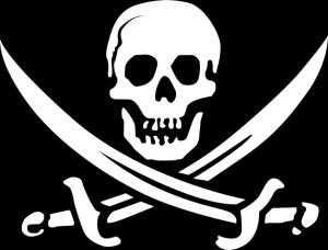 Pirate-skull