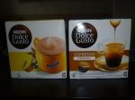 Caramel Espresso and Nesquik