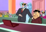 Harvey Birdman and Fred