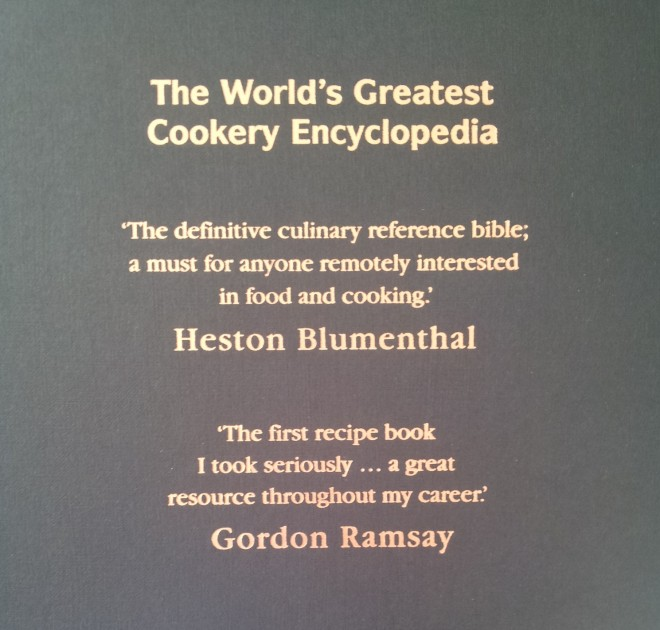 Lastly, the back of the book contains these two amazing recommendations - chances are if you like cooking, you like at least one of these two chefs (or you will if you look into them).