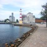 Malmö mini lighthouse