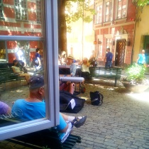 02 - Lunch at Under Kastanjen