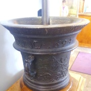 08 - Pharmacy mortar and pestle